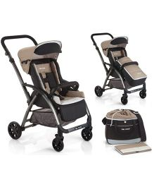BeCool Vision Pushchair - Noisette