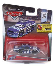 Disney Pixar Cars 33 Print - Blue