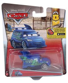 Disney Pixar Cars Z Print - Blue