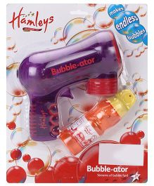 Hamleys Bubble Ator - Purple