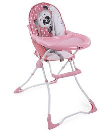 Toyhouse Baby High Chair Pink - ANFIHC1112860