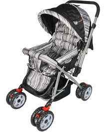 Toyhouse Baby Stroller Pram - Grey