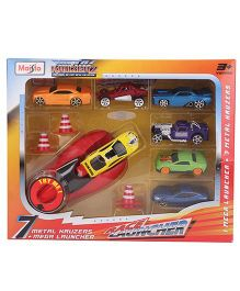 Maisto Metal Kruzerz Free Wheel Die-Cast Metal Collection