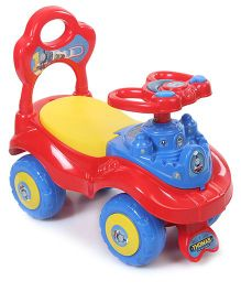 Thomas Foot To Floor Ride On Car - Red