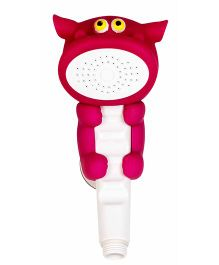 Little Nests Pig Shape Hand Shower - Pink