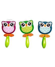 Little Nests Towel Hooks - Owl Shaped