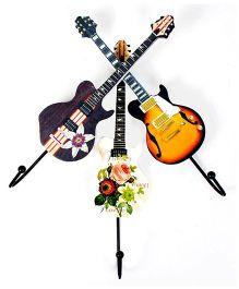 Little Nests Plastic Guitar Hooks - Multicolor