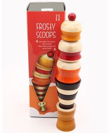 Caravan Evolved Craft Frosty Scoops - Multi Color