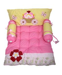 Blooming Buds Once upon a time Mattress Set - Pink