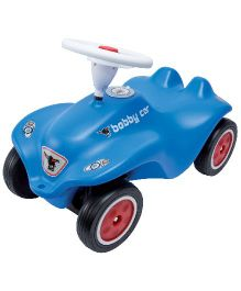 Big New Bobby Car - Blue