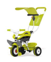 Smoby Baby Balade Tricycle - Green
