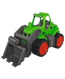 Big Toy Worker Tractor - Green