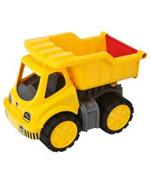 Big Toy Worker Dumper - Yellow