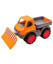 Big Toy Worker Service Truck - Orange