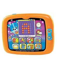 Saffire Light Up And Touch Tablet - Orange
