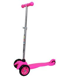 Saffire Kids Twist Scooter - Pink