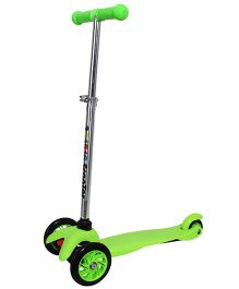 Saffire Kids Twist Scooter - Green