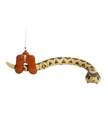 Saffire Huge Remote Controlled Rattlesnake - Multicolor