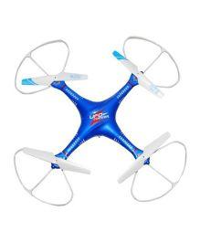 Saffire X10 Quadcopter - Blue