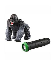 Saffire Remote Control Gorilla With Sound And Light - Black