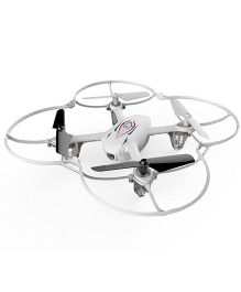 Saffire Drone with HD CAM X11C Quadcopter - White