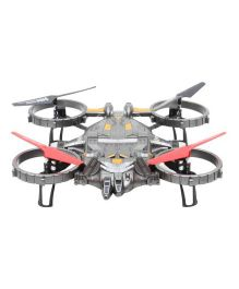 Webby Avatar Spaceship 4 Channel Drone With Camera - Black