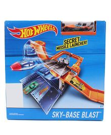 Hot Wheels Sky Base Blast Missile