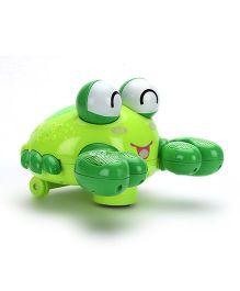 Mitashi SkyKidz Aqua Buddies Crazy Crab - Green
