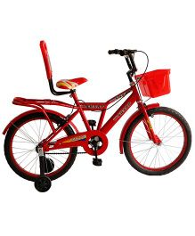 Khaitan Bicycle Sharp Red - 20 Inches