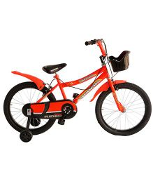 Khaitan Bicycle Rider Orange - 20 Inches