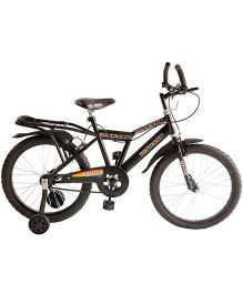 Khaitan Bicycle Sharp Black - 20 Inches