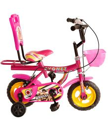 Khaitan Bicycle Chopper Pink - 10 Inches