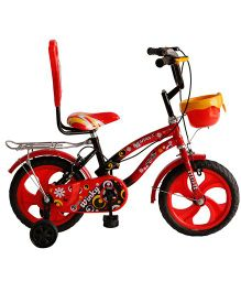 Khaitan Bicycle Winky Red - 14 Inches