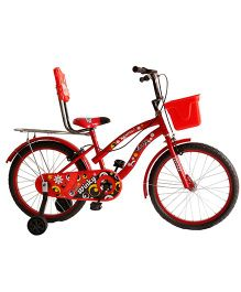 Khaitan Bicycle Winky Red - 20 Inches