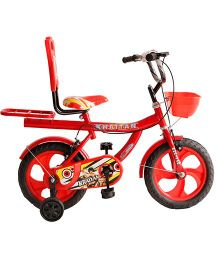 Khaitan Bicycle Chopper Red - 14 Inches