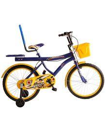 Khaitan Bicycle Chopper Blue - 20 Inches