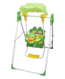 Dash by ARK Musical Tulip Garden Swing - Green