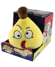 Tiason Toys Wha Wha Whacky Banana Soft Toy - Yellow