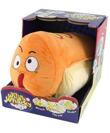 Tiason Toys Wha Wha Whacky Hot Dog - Brown
