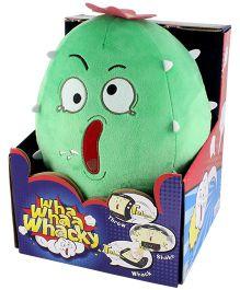 Tiason Toys Wha Wha Whacky Cactus - Green