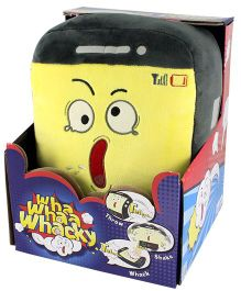 Tiason Toys Wha Wha Whacky Phone Yellow And Black - 24 cm