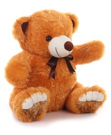Liviya Teddy Bear Soft Toy Dark Brown - Height 23 Inches