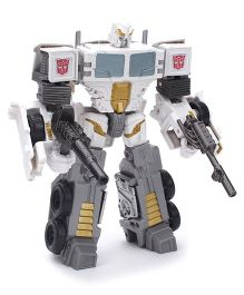 Transformers Combiner Wars Optimus Prime White - Height 8 Inches