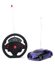 Classic Remote Controlled Car - Purple