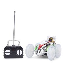 Classic RC Stunt Car - Red And Green