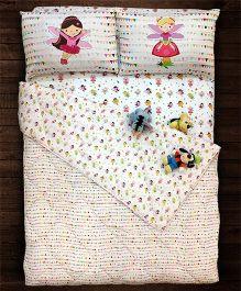 Paper Rockets Fairies Blankets - Multicolor