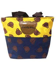 EZ Life Kids Carry Bag Bears Big - Blue & Yellow