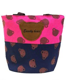 EZ Life Kids Carry Bag Bears Big - Pink & Blue