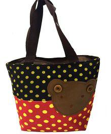EZ Life Kids Carry Bag Big Bear - Red & Black