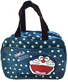 EZ Life Kids Double Pocket Carry Bag - Blue